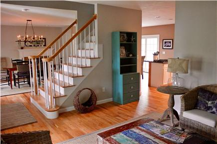 N. Falmouth Old Silver Beach Cape Cod vacation rental - Open floor plan