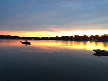 Onset MA vacation rental - Sunrise on Broad Cove @ Kid Friendly Sandy Shore Beach