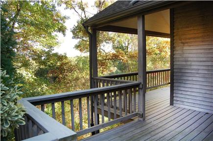 Plymouth MA vacation rental - Wraparound deck