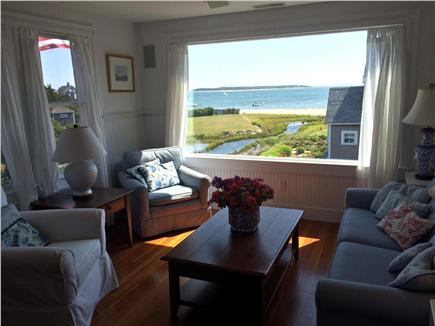 West Yarmouth Cape Cod vacation rental - Sitting area in master bedroom #2.