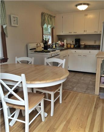 West Yarmouth Cape Cod vacation rental - Dining area with seating for 6