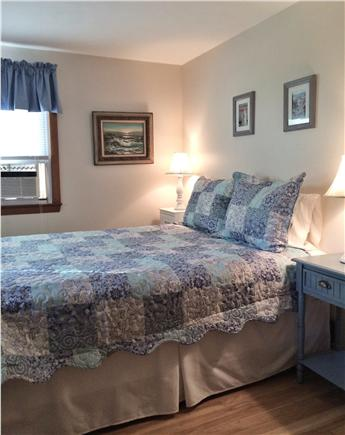 West Yarmouth Cape Cod vacation rental - Master bedroom with queen pillow top mattress