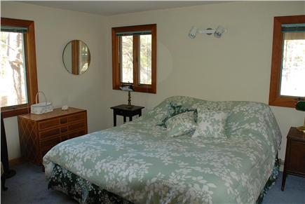 Paine Hollow/ South Wellfleet Cape Cod vacation rental - King bedded room