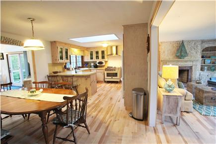 Chatham Cape Cod vacation rental - Open concept home with eat in kitchen leading into living-room