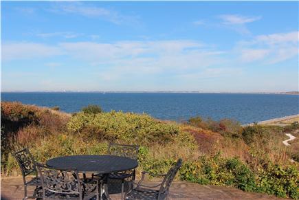 Truro Cape Cod vacation rental - Patio