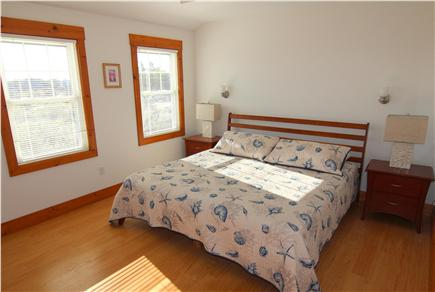 Truro Cape Cod vacation rental - Bedroom 2 - King Bed