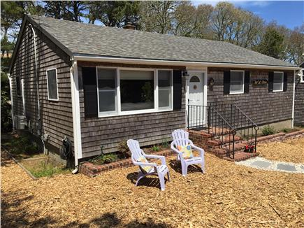Chatham Cape Cod vacation rental - Front view of house - 3 bedrooms 1.5 baths - 1100 sqr. feet