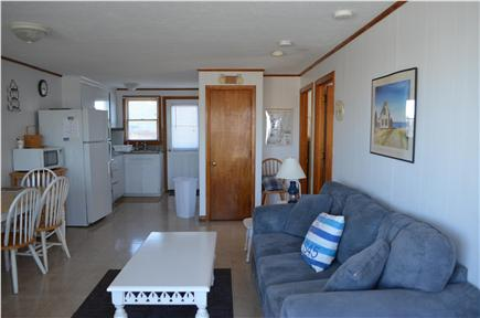 West Dennis Cape Cod vacation rental - #40 The comfortable and bright living/Dining room