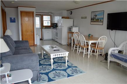 West Dennis Cape Cod vacation rental - #38 The bright, sunny living/dining room
