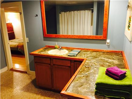 Pocasset Pocasset vacation rental - attached studio has its own kitchen and bath offering flexibility