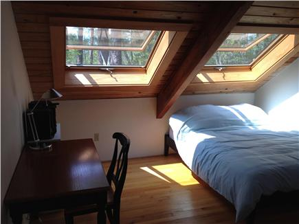 Wellfleet Cape Cod vacation rental - One of two upstairs bedrooms.