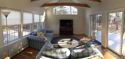 Eastham Cape Cod vacation rental - Family room