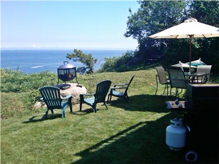 Plymouth MA vacation rental - Back Yard Facing South