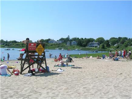 Chatham Cape Cod vacation rental - Oyster Pond Beach