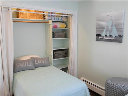 Barnstable Harbor Cape Cod vacation rental - Twin bed in second bedroom