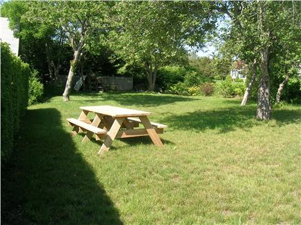 Chatham Cape Cod vacation rental - Back yard