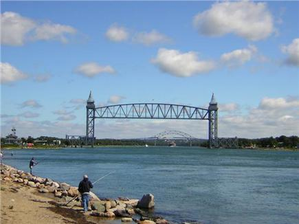 Wareham MA vacation rental - The Railroad Bridge at the Cape Cod Canal
