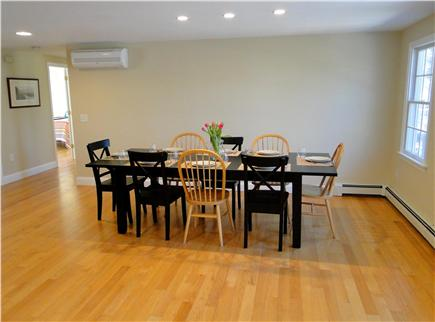 Brewster Cape Cod vacation rental - Large dining area adjacent to kitchen