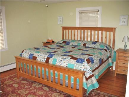 West Dennis Cape Cod vacation rental - Master bedroom has King bed