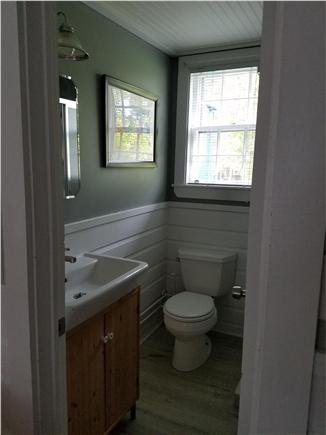 South Chatham Cape Cod vacation rental - Renovated bathroom