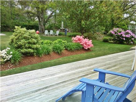 Dennis Cape Cod vacation rental - Sit back and Relax at your Cape Escape