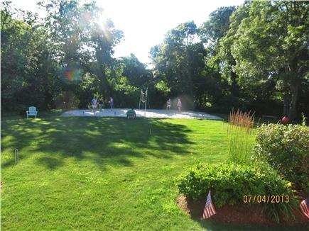 Dennis Cape Cod vacation rental - Beach VolleyBall or Badminton, your choice!