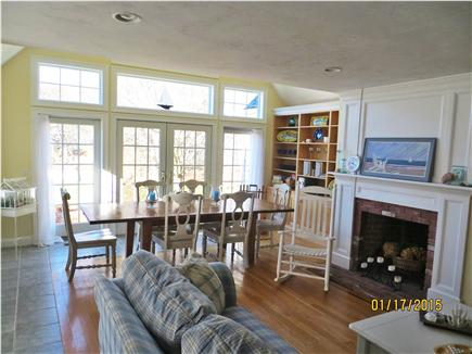 Dennis Cape Cod vacation rental - Dining Area with seating for up to 10