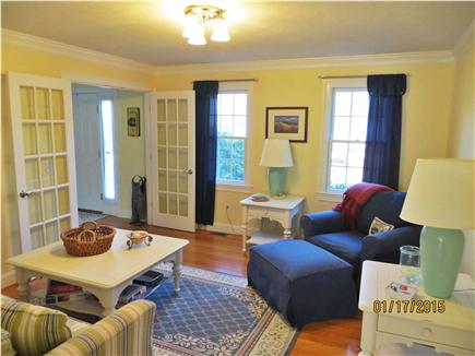 Dennis Cape Cod vacation rental - Separate Living Room for some quiet time