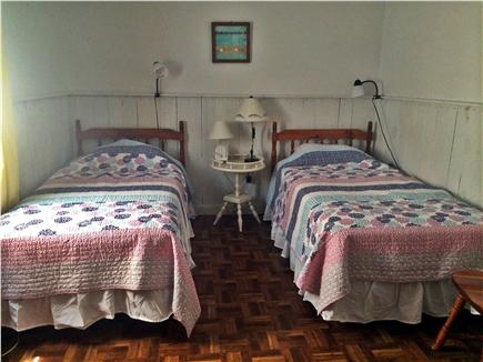 Eastham Cape Cod vacation rental - Bedroom 3  with 2 twin beds