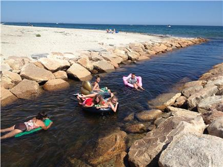 Manomet, White Horse Beach Manomet vacation rental - River from Bartlett Pond to WHB and ocean