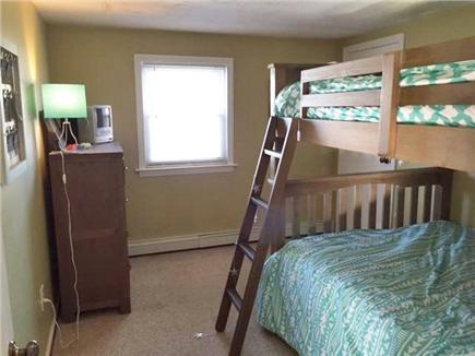 Manomet, White Horse Beach Manomet vacation rental - BR #2, Double bunk bed, dresser, large closet, new carpet 2016!