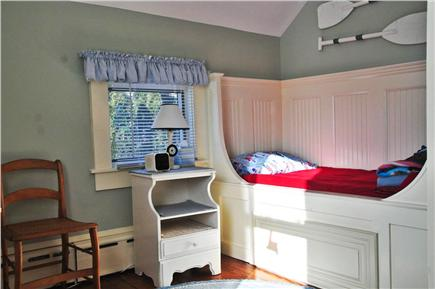 Chatham Cape Cod vacation rental - 2nd  floor bdr with custom built  twin sized day bed