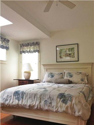 Chatham Cape Cod vacation rental - First Floor master bedroom with walk-in closet.