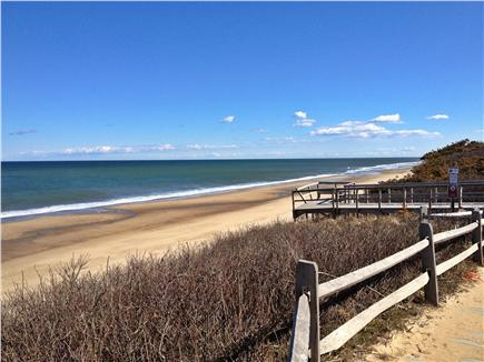 Eastham Cape Cod vacation rental - Beautiful Coast Guard Beach is just 2 miles away