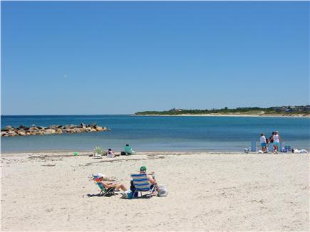 Dennis Cape Cod vacation rental - Beautiful Corporation Beach on the Bay is under a 1/2 mile away