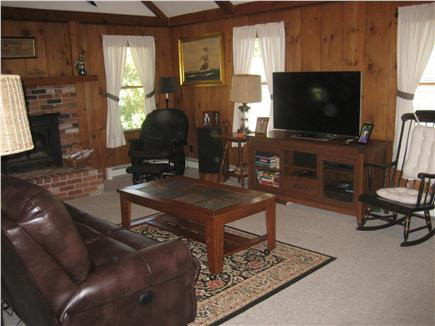 Dennis Cape Cod vacation rental - Living room view