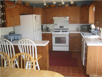 Dennis Cape Cod vacation rental - Kitchen view from dining area