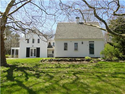 Dennis Cape Cod vacation rental - Large home sits back on over one-acre lot