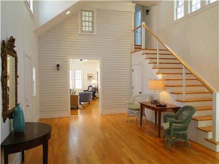 Dennis Cape Cod vacation rental - Welcome! Entry way leads to living room