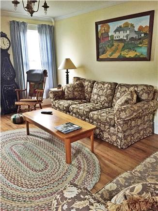 Harwich Cape Cod vacation rental - Living Room - Warm and cozy