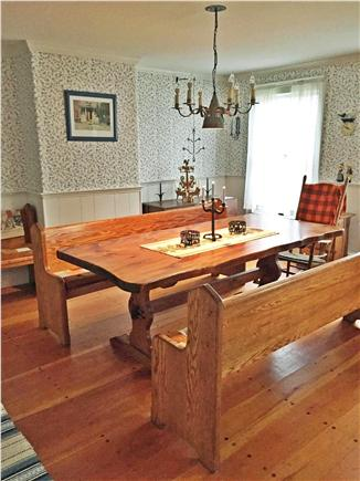 Harwich Cape Cod vacation rental - Dining Room - Seats 10 easily