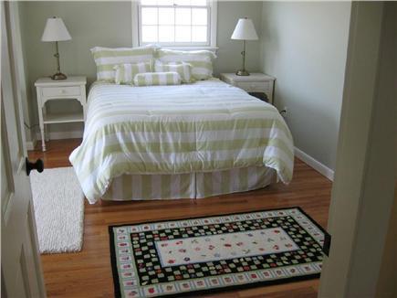 Barnstable Cape Cod vacation rental - 2nd Floor Queen Bedroom with Balconies