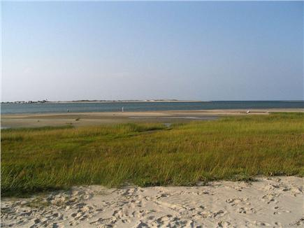 Barnstable Cape Cod vacation rental - Beach at low tide - 8 min. walk from house