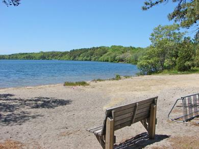 Brewster Cape Cod vacation rental - Beautiful, freshwater Seymour Pond is just 1/4 mile away