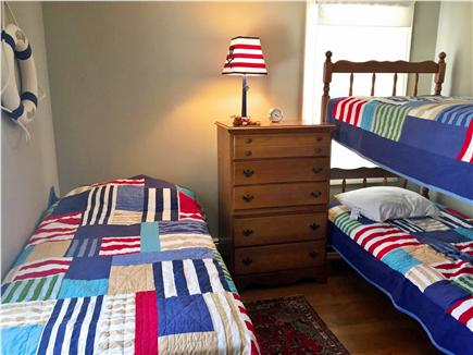 Brewster Cape Cod vacation rental - Upstairs bedroom -