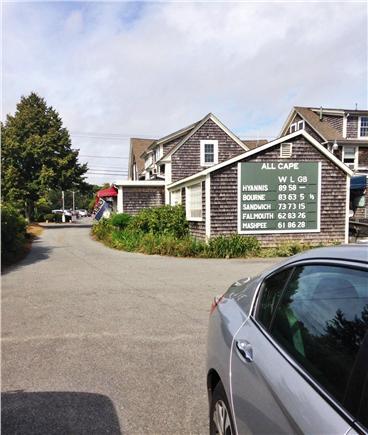 Harwich Port Cape Cod vacation rental - ''in town'' location! Walk to beach, shops,restaurants& ice cream