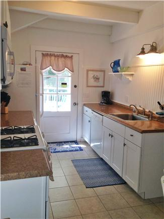 Harwich Port Cape Cod vacation rental - Remodeled kitchen with dishwasher