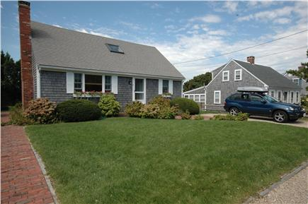 Harwichport Cape Cod vacation rental - Front of house.