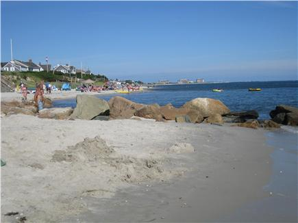 Harwichport Cape Cod vacation rental - Our private, neighborhood beach