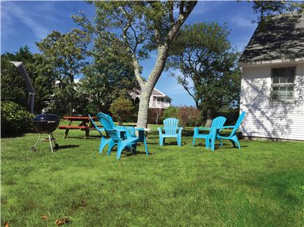 East Orleans Cape Cod vacation rental - Enjoy an evening barbecuing with family & friends.